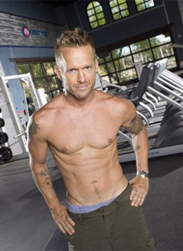 from Camron biggest loser trainer gay