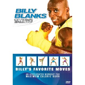 Billy was definitely excited to bring his favorite moves to my TV.