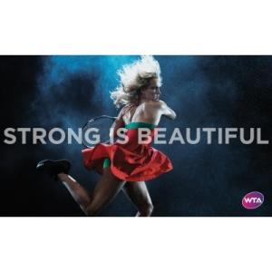 I strive to be strong and healthy because that is what I think beauty truly is. (Hence my blog's lil tagline!)